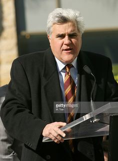 <a gi-track='captionPersonalityLinkClicked' href=/galleries/search?phrase=Jay+Leno+-+Television+Host&family=editorial&specificpeople=156431 ng-click='$event.stopPropagation()'>Jay Leno</a> during Donald Trump Honored With a Star on the Hollywood Walk of Fame at 6801 Hollywood Blvd. in front of Hollywood and Highland in Hollywood, California, United States.