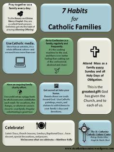 7 Habits for Catholic Families