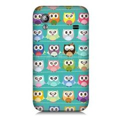 Head Case Designs Designs Kawaii Green Owl Patterned Case for Samsung Galaxy Ace Htc Desire Hd, Galaxy Ace, Owl Patterns, Samsung, Kawaii, Phone Cases, Green, Owls, Electronics