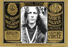 Second Annual Tribal Stomp/Big Brother & The Holding Company/Quick Silver Messenger Service/Oxford Circle, February 17-18, 1967 Avalon Ballroom - San Francisco