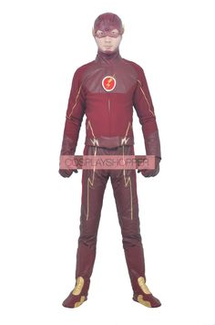 The Flash Cosplay Costume