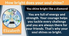 How bright does your soul shine?