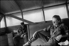 Catherine Leroy, who went to Vietnam in 1965 at the age of 21 with no experience and transformed herself into one of the most accomplished war photographers of her generation, was a role-model and friend to many at Contact.