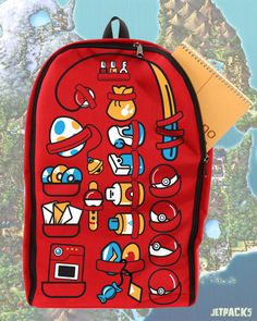 The backpack you never knew you wore.