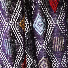 Ravelry: Dappled Diamonds pattern by Kieran Foley