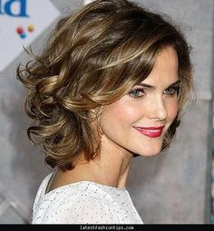 25 Short Hairstyles for Thick Hair | The Best Short Hairstyles for ... Ltf