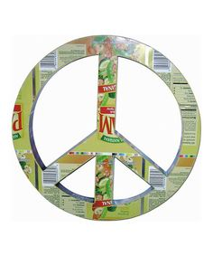 Peace Sign Wall Art tie dye peace sign sticker | peace