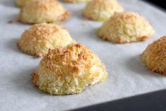 Kokosmakronen - zelf maken - koekjes - Beginspiration