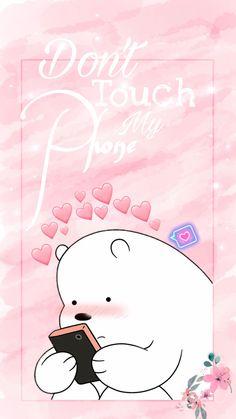 Pink Wallpaper Anime, Cute Galaxy Wallpaper, Cute Tumblr Wallpaper, Cute Panda Wallpaper, Butterfly Wallpaper Iphone, Disney Phone Wallpaper, Cartoon Wallpaper Iphone, Bear Wallpaper, Cute Patterns Wallpaper