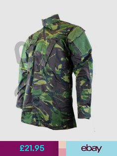 Rap4 Military Uniforms Collectables Combat Jacket, Military Jacket, Military Uniforms, Army Shorts, Desert Camo, British Army, Pouch, Coat, Jackets