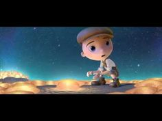 """""""La luna"""". Corto de 30', nominado a los oscar 2012"""