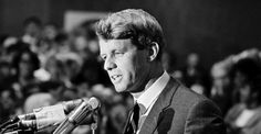 bobby kennedy | Looking back at Senator Robert F. Kennedy Campaigning in Portland in ...