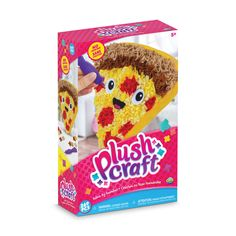 Orb Plushcraft Pizza Pillow Craft Kits Felt Kits Flower Pressing Jewelry Mosaics Paint with Water Kits Paint-By-Number Kits Paper Craft Sand Art Scrapbooking Sewing Wood Stickers Cute Crafts, Crafts To Do, Easy Crafts, Sewing Crafts, Fabric Crafts, Paper Crafts, Pillow Fabric, Pillows