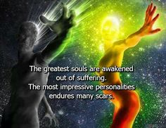 The greatest souls...