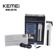 Kemei KM-2516 men hair cutting beard trimmer electric shaving machine hair clipper maquina de cortar o cabelo razor barber