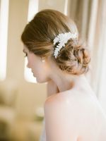 MARAIS beaded bridal comb 1