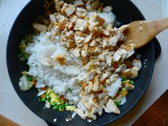 Better-Than-Takeout Chicken Fried Rice by Rachel Schultz