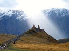 Kazbegi National Park