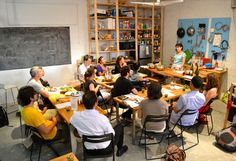 Register for a community class in something you've been wanting to learn on SoKind (www.sokindregistry.org).