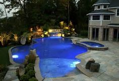 Dark Blue Pool Water Design Decorating - The Best Image Search