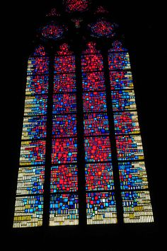 Worms Cathedral Stained Glass Window | Worms Cathedral Stain… | Flickr