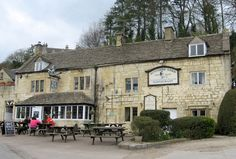 The Village Pub - Sheepscombe is a small village in the English county of Gloucestershire, located south-east of the city of Gloucester, north-east of the town of Stroud, & east of the village of Painswick. It lies in a narrow valley, hidden behind the Cotswold scarp. During the early part of the 20th century, Sheepscombe was still a rural, agricultural village, but today it has become, like many Cotswold villages, an expensive & select place to live.