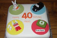 Novelty Birthday Cakes | Multiple Themed Novelty Birthday Cake