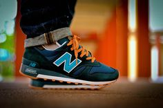 Ronnie Fieg x New Balance 1300 'Salmon Sole' (by foshizzles)
