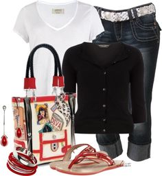 """Tote"" by christa72 on Polyvore"