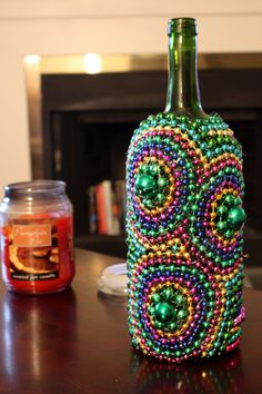 Pinterest the world s catalog of ideas for Wine bottle crafts for sale