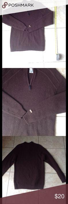 Columbia Shetland wool used Columbia Shetland wool used brown size large Columbia Sweaters