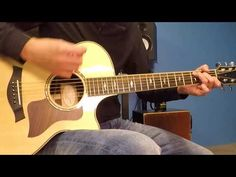 How to play 'Handle With Care' by The Traveling Wilburys - YouTube