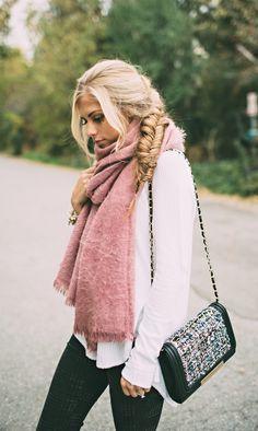 Bloggers We Love: @jessakae styles Sole Society's Celeste crossbody