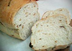 Hagymás kenyér | Monika receptje - Cookpad Kaja, Baked Goods, Goodies, Lime, Food And Drink, Baking, Health, Recipes, Pizza