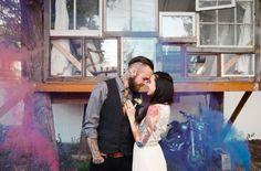 Haley + Alex's Treehouse Engagement : Amy Cloud