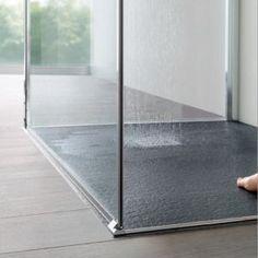 Piatto doccia in Pietrablu effetto ardesia Trendy - Arblu