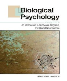 Biological Psychology: An Introduction to Behavioral, Cognitive, and Clinical Neuroscience by S. Marc Breedlove http://search.lib.cam.ac.uk/?itemid=|depfacaedb|609319
