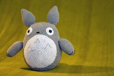 Amigurumi Totoro : Amigurumi totoro couple totoro amigurumi patterns and couples