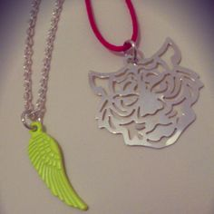 necklace collares tiger neon shuuforyou style bisuteria moda fashion jewelry handmade
