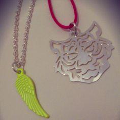 necklace collares tiger neon shuuforyou style bisuteria moda fashion jewelry handmade