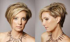 Diferente e curto  #shorthair #cabeloscurtos #hairstyle #hair #cabelos #mulheres #cortesdecabelocurto #shorthaircut