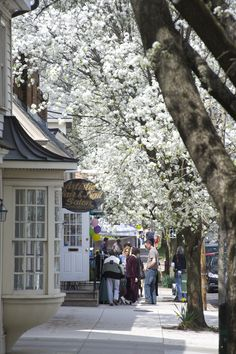 "Budget Travel named Newtown in Bucks County as one of the ""top 10 coolest small towns in America."""