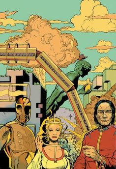 Harlan Ellison's 7 Against Chaos (Seven Against Chaos) by Harlan Ellison. $16.32. Publisher: DC Comics (August 27, 2013). 200 pages. Series - Seven Against Chaos. Save 35%!