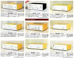 NATURAL SOUND COMPONENT Natural, Yamaha, Audio, Box, Vintage, Boxes, Nature, Primitive, Au Natural