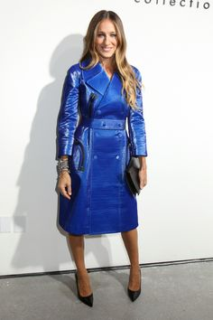 New York Fashion Week front rows - Sarah Jessica Parker