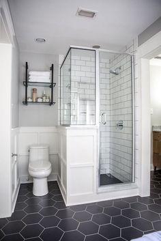 Most Popular Small Bathroom Design Ideas for 2019 - Small Style.Most Popular Small Bathroom Design Ideas for 2019 - Small Style.Most Popular Small Bathroom Design Ideas for 2019 - Small Style. Bathroom Design Small, Modern Bathroom, Silver Bathroom, Small Bathroom Showers, Bathroom Accents, Modern Shower, Brown Bathroom, Small Master Bathroom Ideas, Turquoise Bathroom