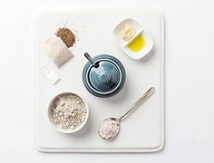 Super Pure | Top edible ingredients in natural beauty formulas | Photograph by Ricky Rhodes | Organic Spa Magazine
