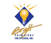 Bright Solutions for dyslexia -one of the best resources EVER on the web on dyslexia. Free online videos for parents and teachers to watch at home created by an expert in the field.