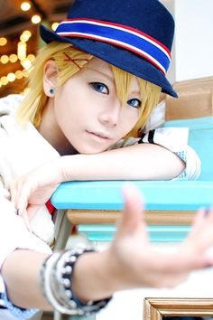 Syo | Uta no Prince-sama Maji Love 100% #cosplay #anime