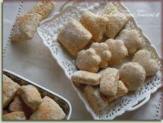 Biscotti dietetici con crusca | Ricetta (usare latte vegano)